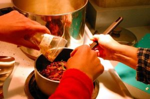 Meal preparation image by oregon state university