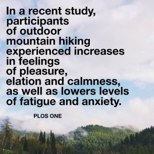 Whats your favorite outdoor activity