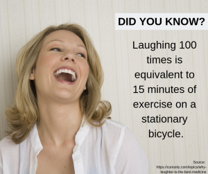 If you've had a good laugh recently, keep it up science shows there are numerous reasons why laughing is good for you.