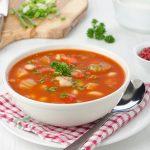 RoastedRedPepper Soup