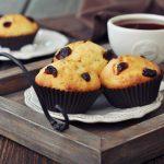 Cranbran Muffins