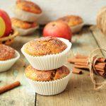 HealthyAppleWalnut MuffinswithAppleButter