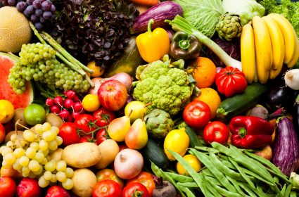 Fruits & Veggies: Add more to your diet!