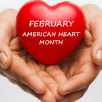 Love your Heart!  February is Heart Health Month