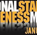 National Stalking Awareness Month