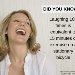 If you've had a good laugh recently, keep it up: science shows there are numerous reasons why laughing is good for you.
