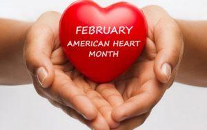 heart month 2